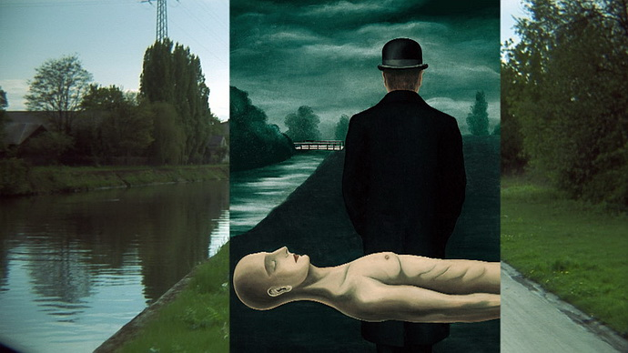 rene magritte illusions masking reality essay René magritte (1898 - 1967) - magritte's constant play with reality and illusion the illusionistic, dream-like quality of magritte's version of surrealism.