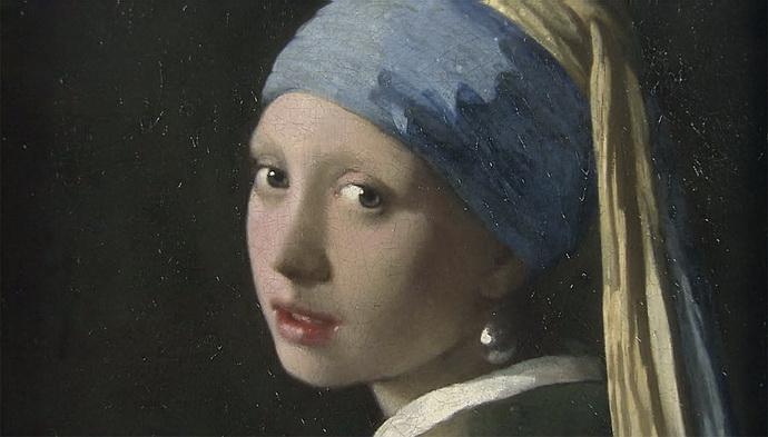 Galerie um�n� III. - D�vka s perlou