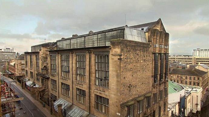 Um�leck� �kola v Glasgow