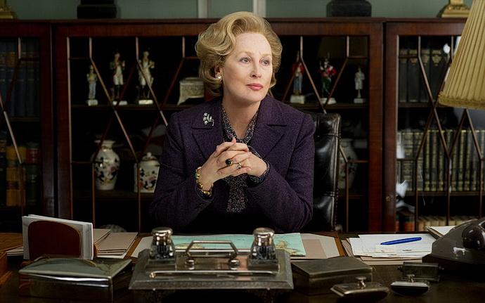 �elezn� Lady - Meryl Streepov�