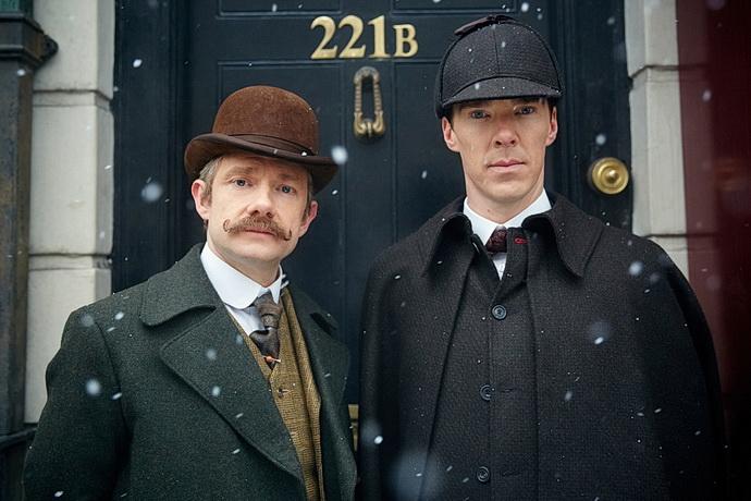 Sherlock: Novoroční speciál 2016
