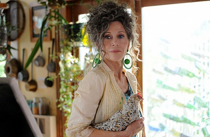 Komuna mé matky - Jane Fondová