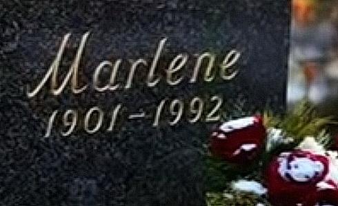 Marlene Dietrichová - soumrak anděla