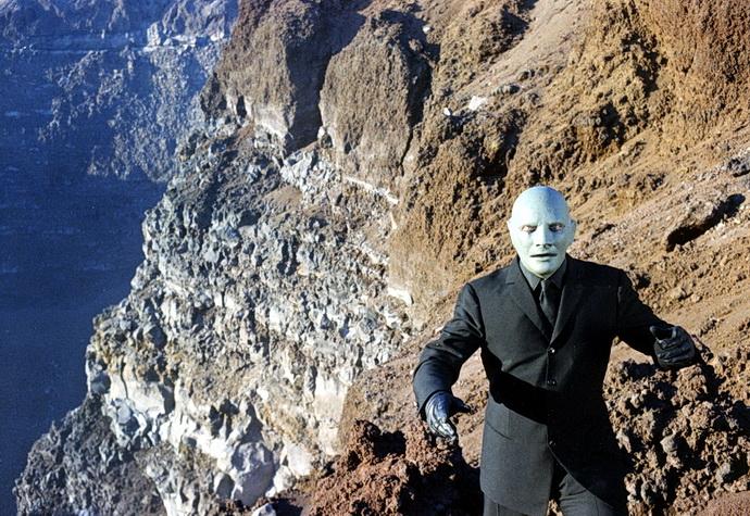 Jean Marais (Fantomas se zlobí)