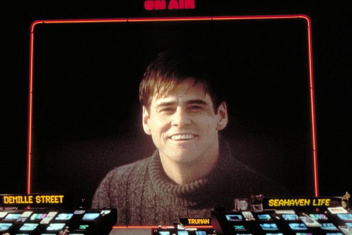 Jim Carrey  (Truman Show)