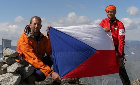 Expedice Altaj