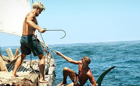 Z filmu Kon-Tiki