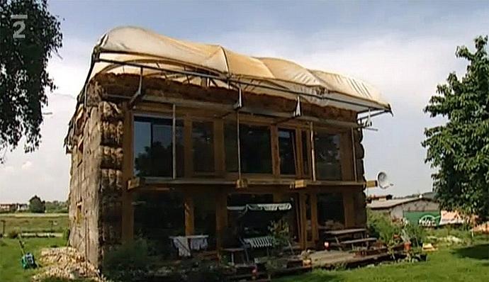 Recyklační architektura