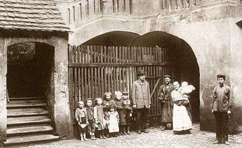 Pátá čtvrť: zmizelé město pražské
