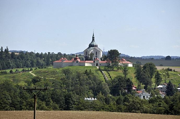 Deset století architektury: Santiniho Zelená Hora