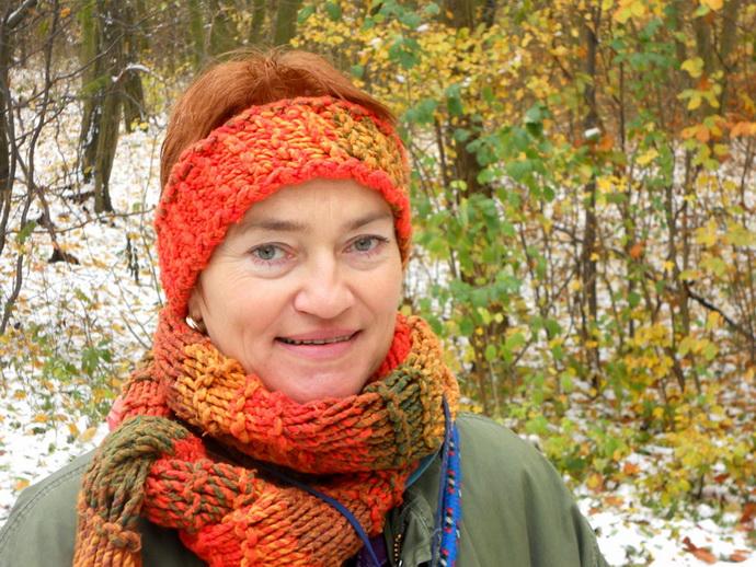 Scénáristka Tereza Boučková