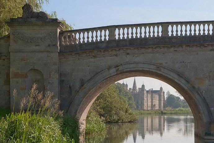 Evropské zámky a paláce: Jižní Anglie