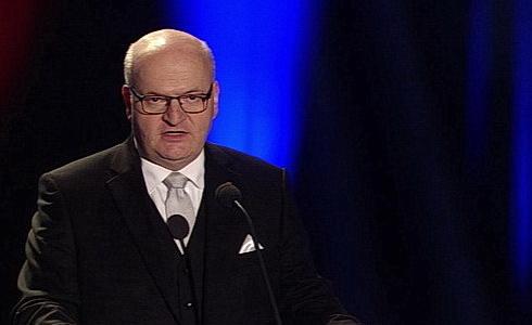 Ministr kultury Daniel Herman