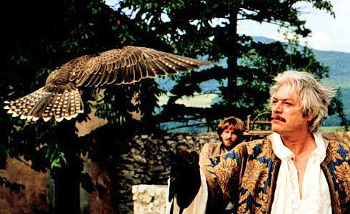 J. Kukura a J. Langmajer (Král sokolů)