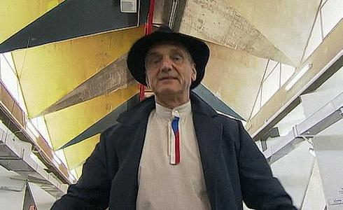 David Vávra (Izrael – Alfred Neumann)