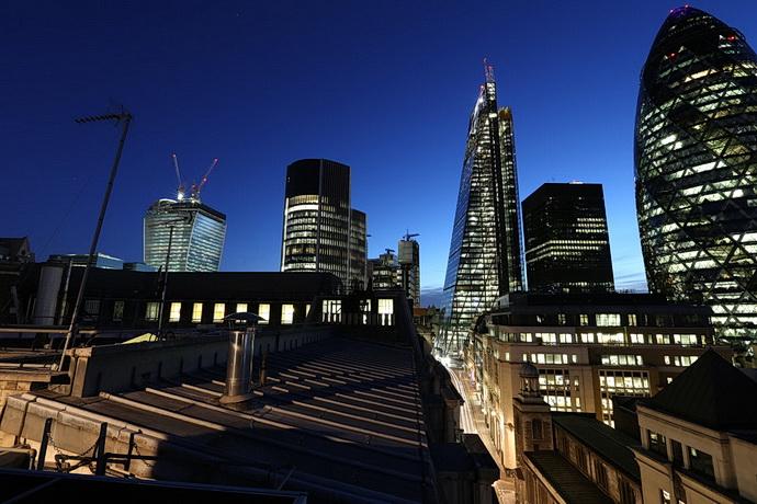 Nová dominanta Londýna