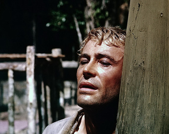 Peter O´Toole (Lord Jim)