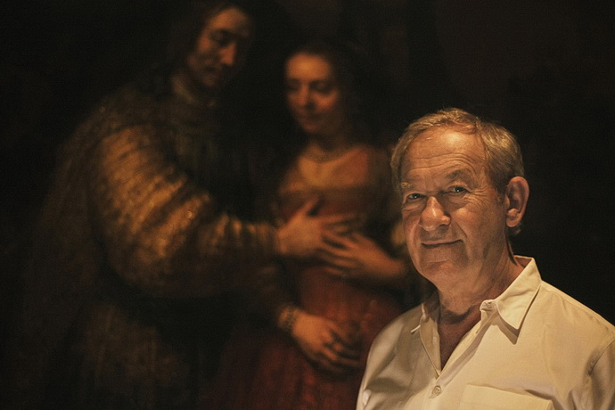 Rembrandt podle Schamy