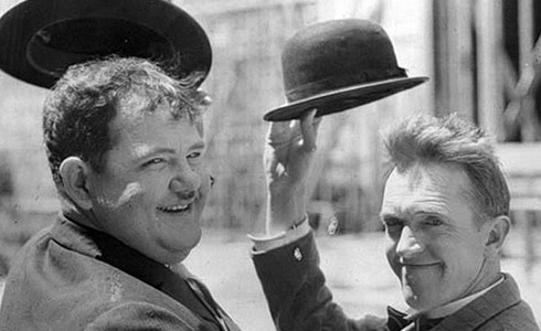 Kouzlo Laurela a Hardyho