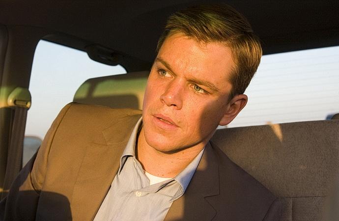 Matt Damon (Syriana)
