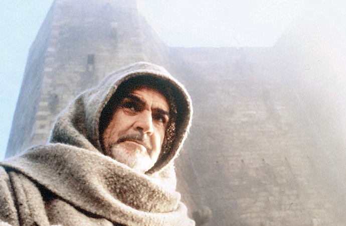 S. Connery (Jméno růže)
