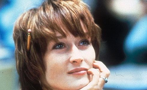 Meryl Streepová  (Silkwoodová)