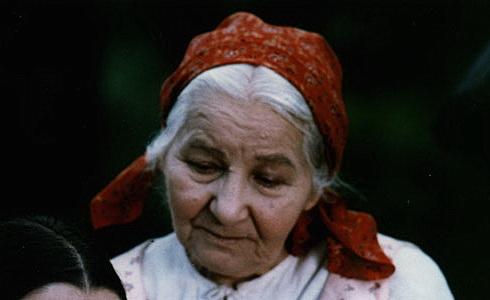 L. Geprtová a J, Kurandová (Babička)