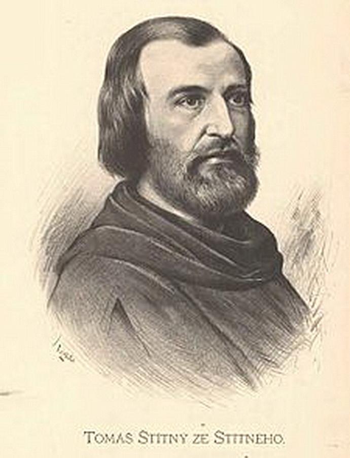 Tomáš Štítný ze Štítného (Zdroj: J. Vilímek)