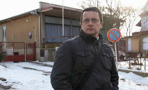 Spisovatel a publicista Michal Viewegh