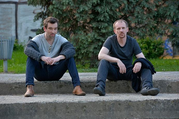 Ondřej Sokol a Martin Finger (Krásno)