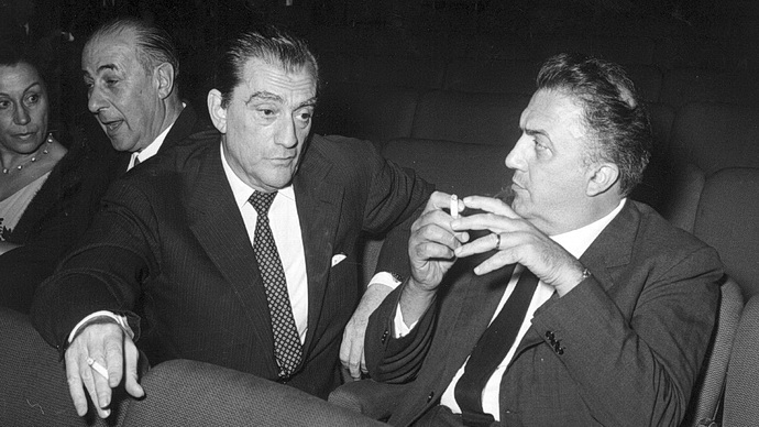 Visconti vs. Fellini