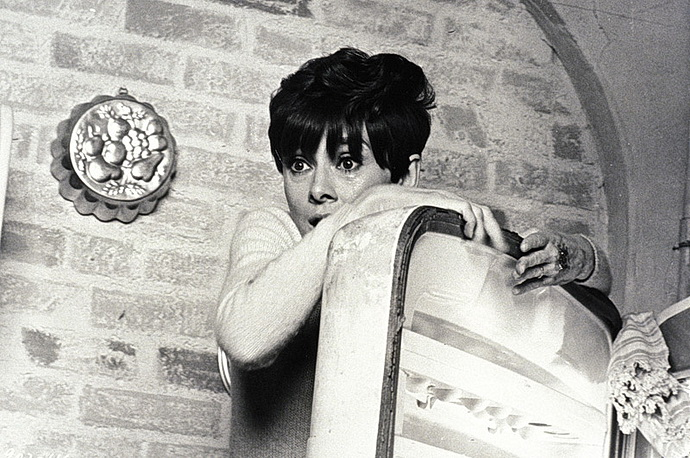 Audrey Hepburnová (Čekej do tmy)