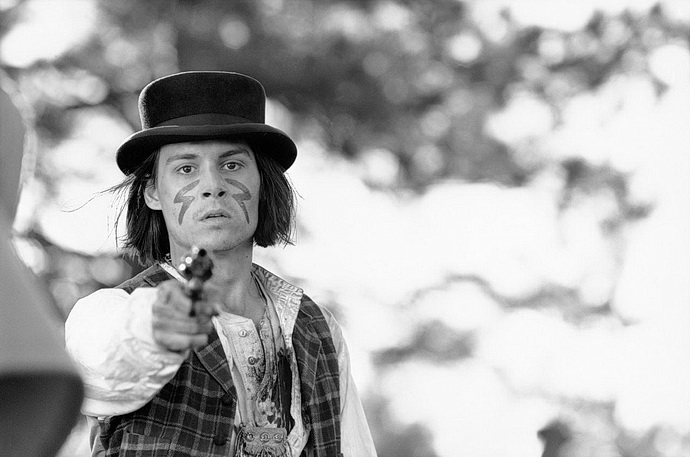 J. Depp (Mrtvý muž)