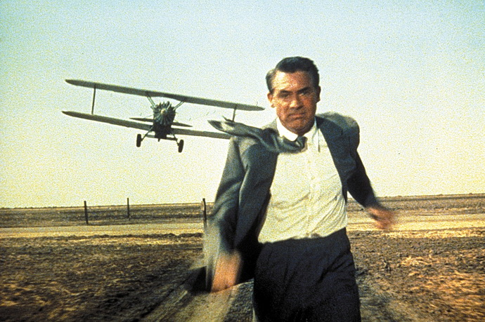 Cary Grant  (Na sever Severozápadní linkou)