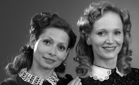 G. Míčová, A. Geislerová a K. Melíšková