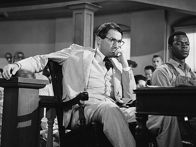Gregory Peck (Jako zabít ptáčka)