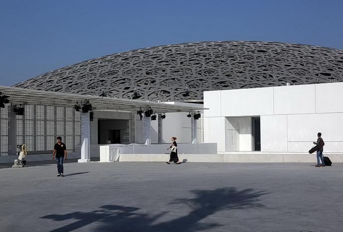 Louvre v Abú Dhabí