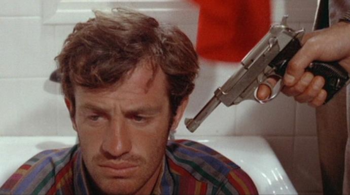 Jean-Paul Belmondo  (Bláznivý Petříček)