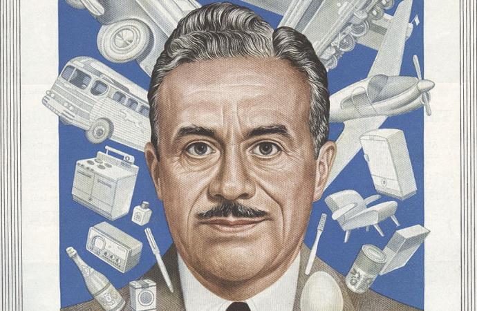 Raymond Loewy, designer amerického snu