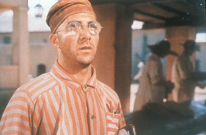 Dustin Hoffman (Motýlek)