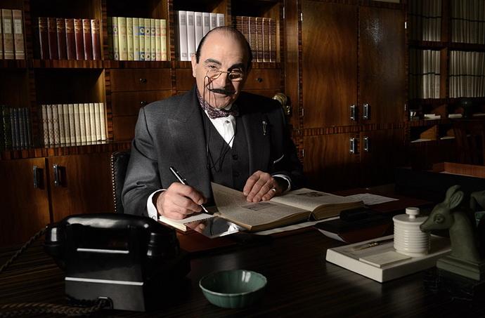 David Suchet – v kůži Poirota