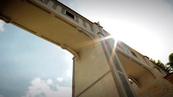 Český Krumlov – od řeky k nebesům
