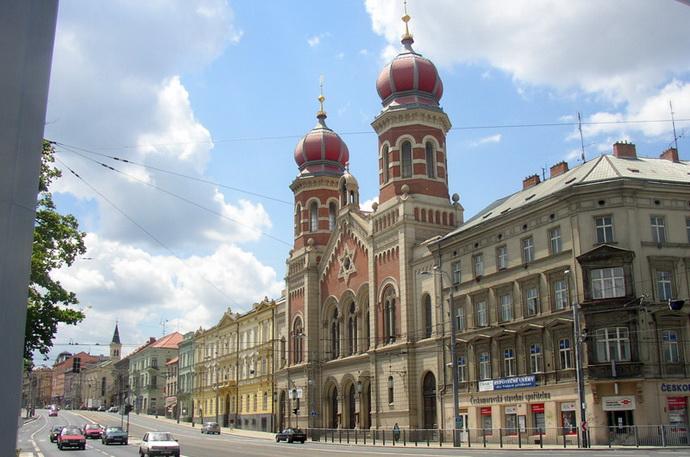 Deset století architektury: Plzeňská synagoga