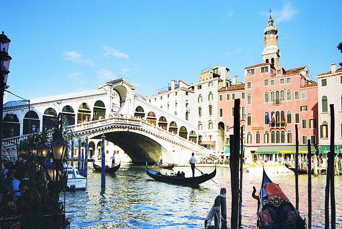 Benátky (Sto divů světa)