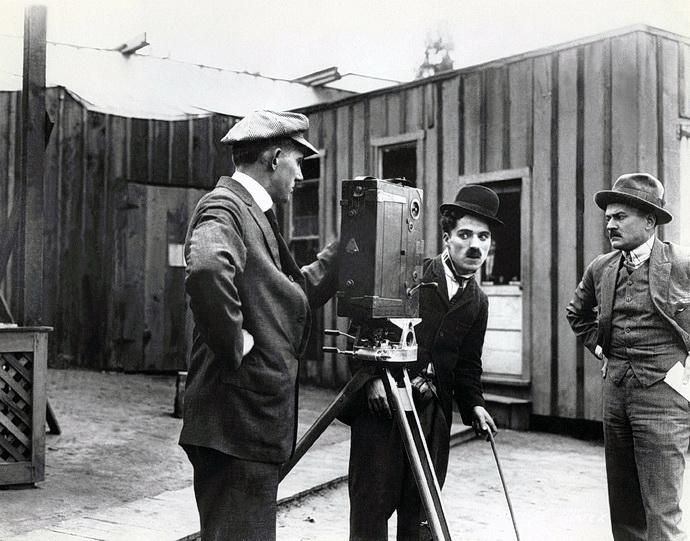 Chaplin versus Keaton