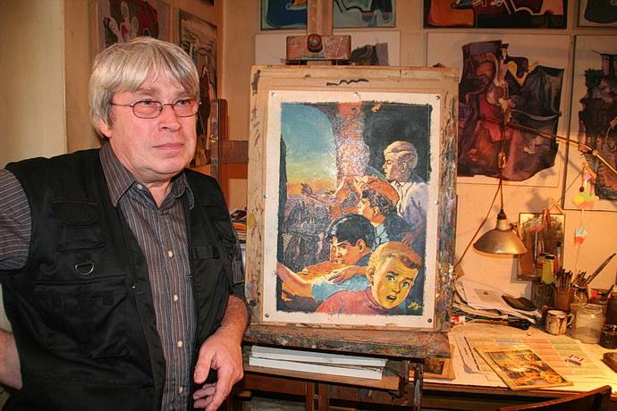 BIMBA - příběh zapomenutého malíře