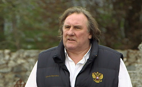 Depardieu – portrét v životní velikosti