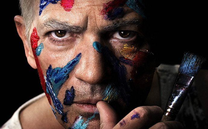Antonio Banderas (Génius – Picasso)