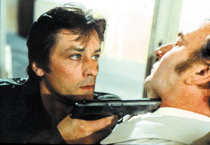 Alain Delon (Smrt darebáka)