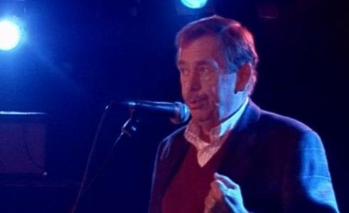 Václav Havel (Prezidentova račí chůze)